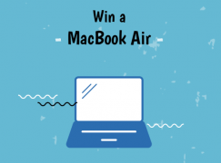 College Gear Giveaway: Win A Macbook Air [CLOSED]