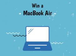 College Gear Giveaway: Win A Macbook Air [CLOSED]