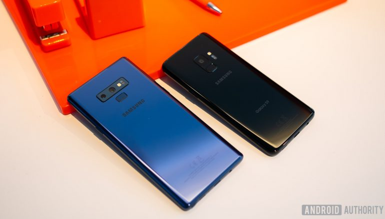Best Android phones (October 2018) Giveaway: Win Your Choice Of An Android Phone (Pixel 2XL, S9 Plus, OnePlus 6, P20 Pro, LG G7 ThinQ, Note 9) [CLOSED]