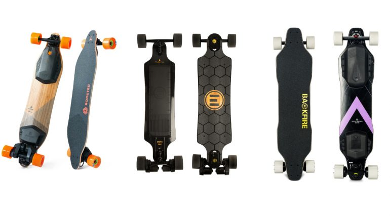 Backfire Electric Skateboard Sweepstakes: Win A Backfire Ranger X1 Electric Skateboard [CLOSED]