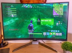 MakeUseOf Gaming Monitor Giveaway: Win A BenQ EX3203R Curved Gaming Monitor [CLOSED]