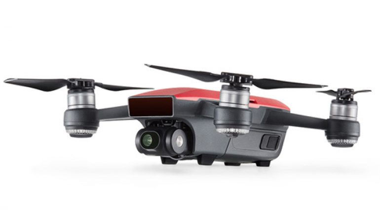 Drone Supremacy Giveaway: Win A DJI Spark [CLOSED]