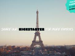 TRTL Paris Giveaway: Win A Trip For 2 To Paris, France [CLOSED]