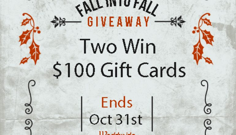 Fall Into Fall Giveaway: Win $100 VISA Gift Card (Or PayPal Cash) [CLOSED]