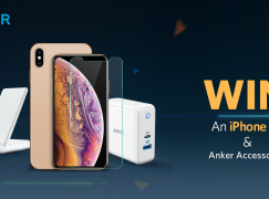 Anker iPhone Xs Giveaway: Win An iPhone Xs And Anker Accessories [CLOSED]
