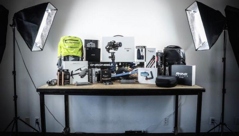 The Ultimate Camera Giveaway: Win $10,000 In Camera Gear (FujiFilm X-H1, DJI Mavic Pro, DJI Ronin S And More!) [CLOSED]