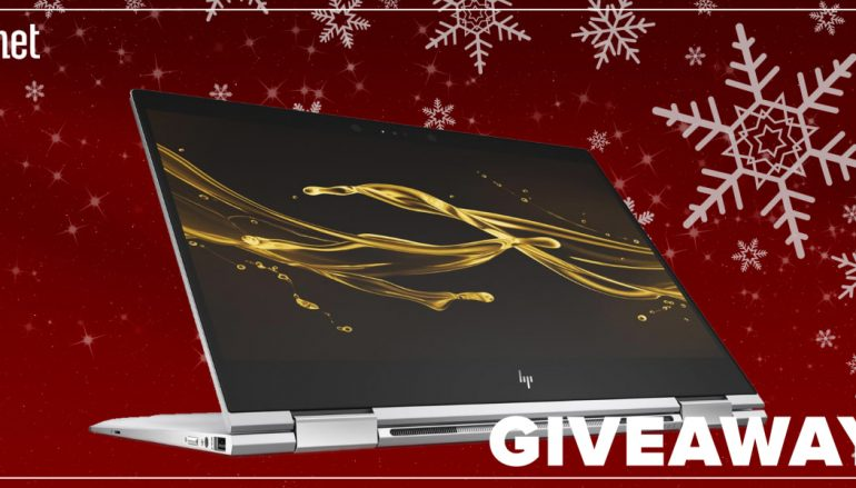 CNET HP Spectre x360 Laptop Giveaway: Win An HP Spectre x360 Laptop [CLOSED]