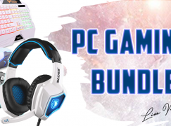 Vicarious PR PC Gaming Bundle Giveaway: Win A Gaming Bundle [CLOSED]