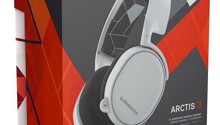 1CMF SteelSeries Arctis 3 2019 Edition Headset Giveaway: Win A Steelseries Arctis 3 [CLOSED]