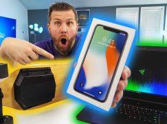 GizmoSlip 4 Mill Giveaway: Win A Razer Blade Pro Laptop, iPhone X, Ownboard Electric Skateboard! (Multiple Winners) [CLOSED]