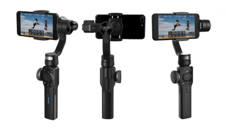 Jeven Dovey Zhiyun Smooth 4 Gimbal Giveaway: Win A Zhiyun Smooth 4 [CLOSED]