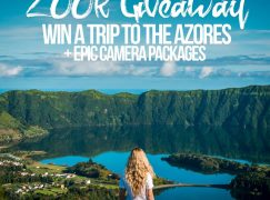 Chris Hau 200K Giveaway: Win A Trip For 2 To Portugal And Camera Gear (Multiple Winners) [CLOSED]