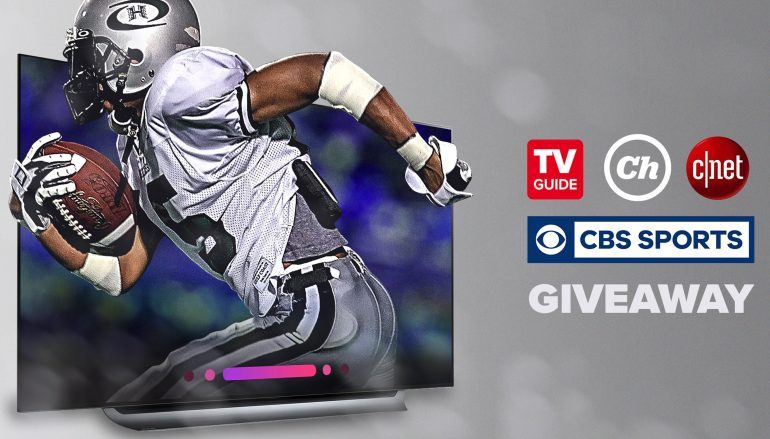 CNET LG 65-inch OLED TV Giveaway: Win A LG 65-inch OLED TV [CLOSED]