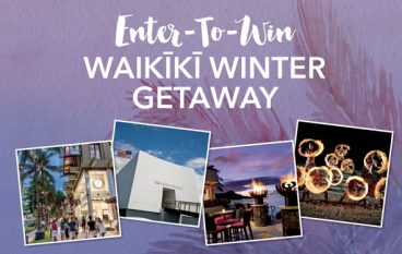 PureWow Winter Giveaway: Win A Trip To Waikiki Hawaii [CLOSED]