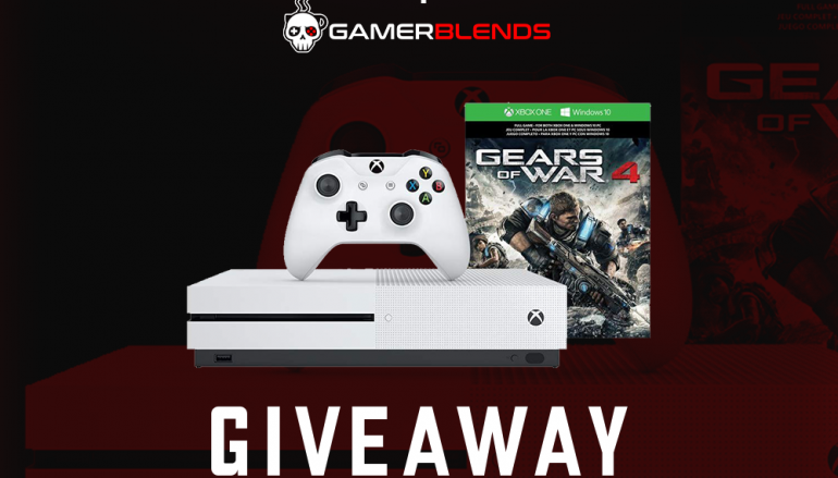 Collateral Gears Giveaway: Win A Xbox One Gears Of War Bundle [CLOSED]