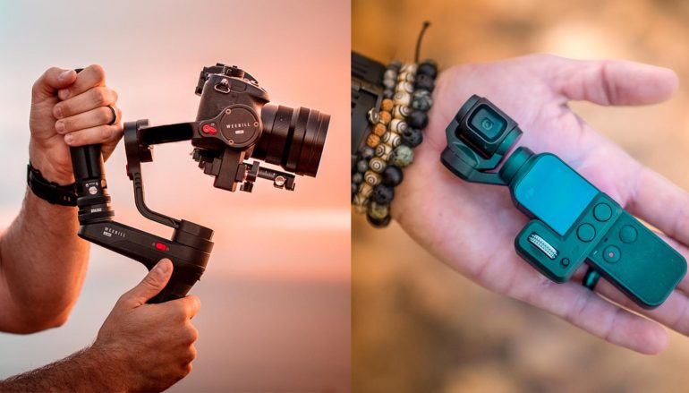 Creator Film School Giveaway: Win A Zhiyun Weebill Lab Gimbal, DJI Osmo Pocket And More! (Multiple Winners) [CLOSED]