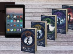 Scott Baron Kindle Fire HD8 Giveaway: Win A Kindle Fire HD8 [CLOSED]