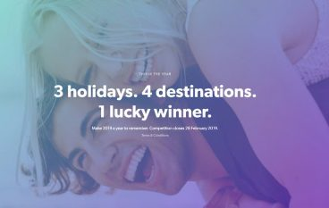 Destinology Holiday Trips Giveaway: Win A Trip To Greece, Dubai AND New York [CLOSED]