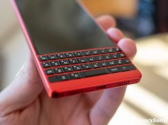 Crackberry Blackberry KEY2 Giveaway: Win A Blackberry KEY2 Red Edition [CLOSED]