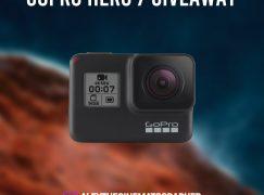 GoPro Hero 7 Giveaway: Win A GoPro Hero 7 [CLOSED]