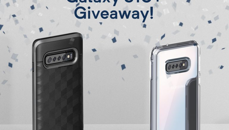Caselogy Galaxy S10+ Giveaway: Win A Samsung Galaxy S10+ [CLOSED]