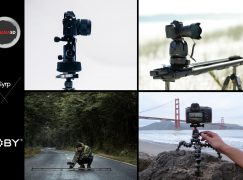Cinema5d Syrp Giveaway: Win $5,000 Worth Of Video Gear [CLOSED]