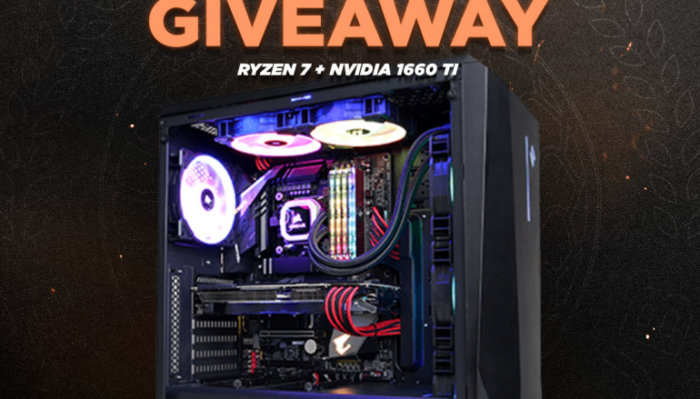 ChaosEC March Giveaway: Win A Gaming PC [CLOSED]