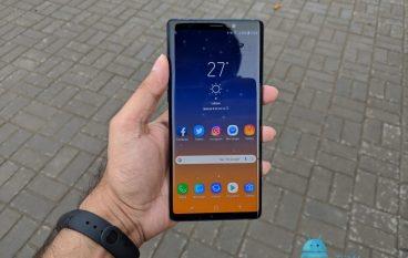 TeamAndroid Samsung Galaxy Note 9 Giveaway: Win A Samsung Galaxy Note 9