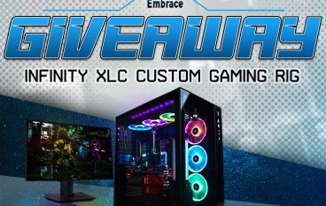 Gamer Infinity XLC PC Giveaway: Win A Gamer Infinity XLC PC