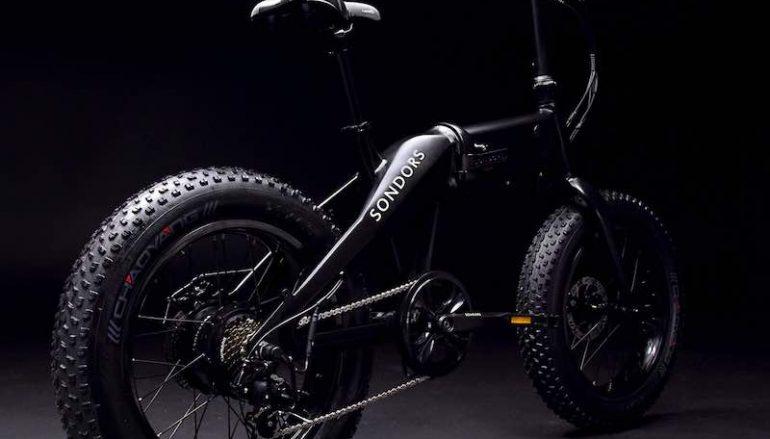 Sondors Giveaway: Win A Sondors Fold X Electric Bike [CLOSED]