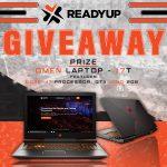 Win A HP OMEN Gaming Laptop