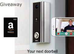 Xlive Smart Video Doorbell Mother's Day Giveaway: Win A Xlive Smart Video Doorbell [CLOSED]