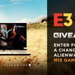 Ring of Elysium Alienware m15 Gaming Laptop Giveaway