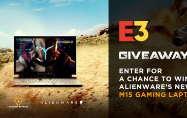 Ring of Elysium Alienware m15 Gaming Laptop Giveaway: Win Alienware m15 Gaming Laptop