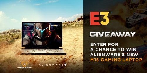 Ring of Elysium Alienware m15 Gaming Laptop Giveaway