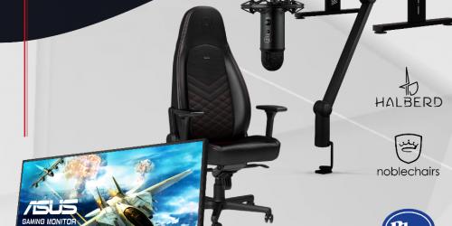 Shadow's Ultimate Gaming Setup Giveaway