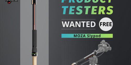 Win a MOZA Slypod