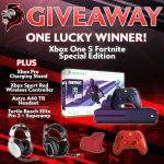 Xbox Fortnite Special Edition Console & Mega Bundle Giveaway
