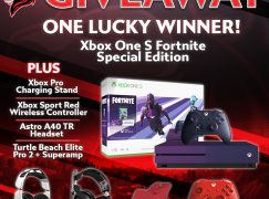 Xbox Fortnite Special Edition Console & Mega Bundle Giveaway: Win An Xbox One Fortnite Console